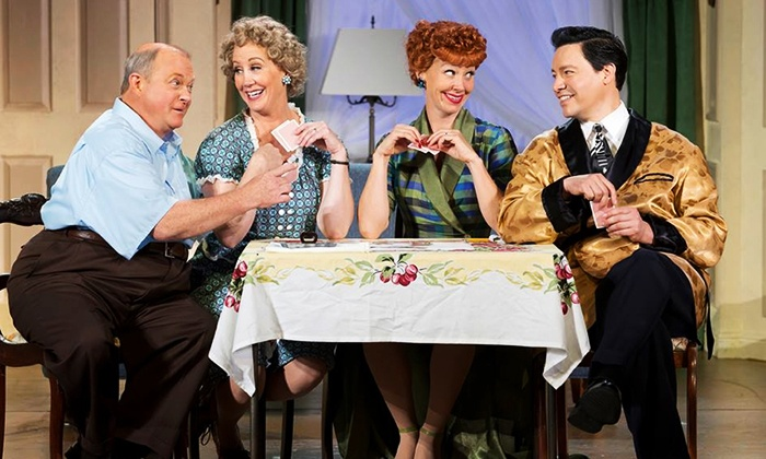 """I Love Lucy: Live On Stage"" - Murat Theatre at Old National Centre: $25 for ""I Love Lucy: Live on Stage"" at Murat Theatre at Old National Centre (Up to $44.50 Value)"