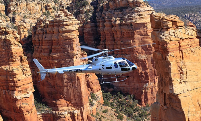 Go off road and take to the Sedona sky when you book a thrilling helicopter ride with Guidance Air. From Cathedral Rock, to Oak Creek Canyon and Courthouse Butte, there's nothing quite as magnificent as the red rock skyline of Sedona, Arizona.