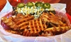Capital Pub and Hot Dog Co. - East Village: Hot Dogs, Sides, and Beer or Carry-Out at Capital Pub and Hot Dog Co. (Up to 48% Off)