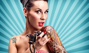 Ink Paint: Wertgutschein über 30 oder 100 € anrechenbar auf alle Tätowierungsleistungen von Ink Paint in Essen ab 9,90 €