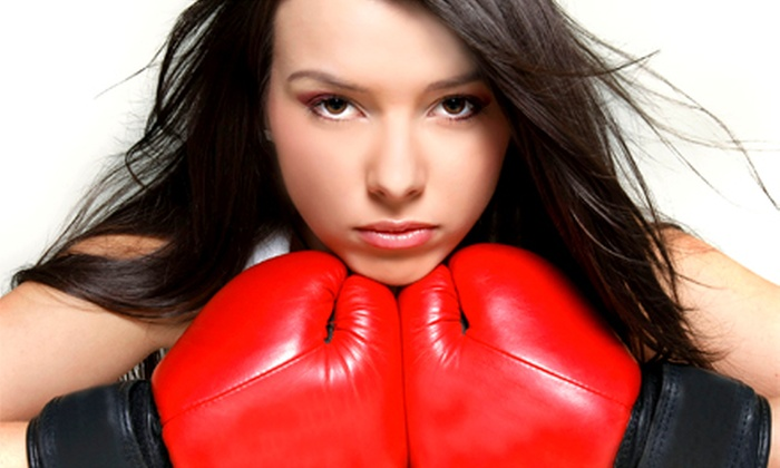 Beaches Boxing Bunnies - Jacksonville Beach: 10 or 20 Women's Boxing Classes at Boxing Bunnies (Up to 66% Off)