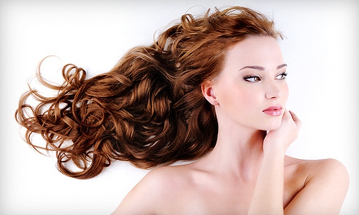Avissa Salon|Spa - Northside: Women's Cut with Condition, Dimensional Highlights, or Full Color, or Men's Cut at Avissa Salon|Spa (Up to 55% Off)