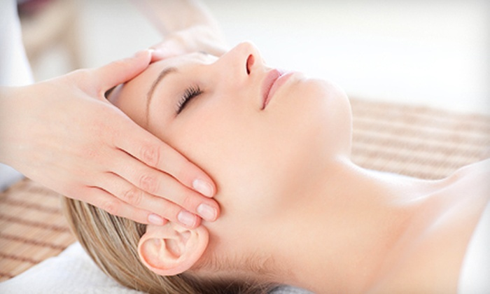Namaste Salon and Spa - Pompano Beach: Deep-Cleaning Facial and Eye Treatment with Optional Massage and Body Scrub at Namaste Salon and Spa (Up to 62% Off)