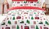 Rapport Home Christmas Duvet Set