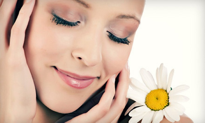 Amber Spa - Bucktown: One or Three European Facials at Amber Spa (Up to 59% Off)