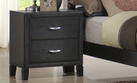 Dark Wood Bedside Tables. Multiple Designs from $109.99–$149.99. Free Returns.