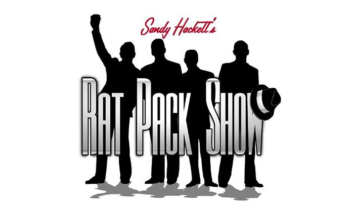 """Sandy Hackett's Rat Pack Show"" - Lowell Memorial Auditorium: ""Sandy Hackett's Rat Pack Show"" at Lowell Memorial Auditorium on Friday, April 4 (Up to 51% Off)"