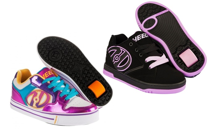 Heelys Motion Plus or Propel 2.0 Kids' Shoes