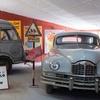 Entrada a Museo de Coches de Cine