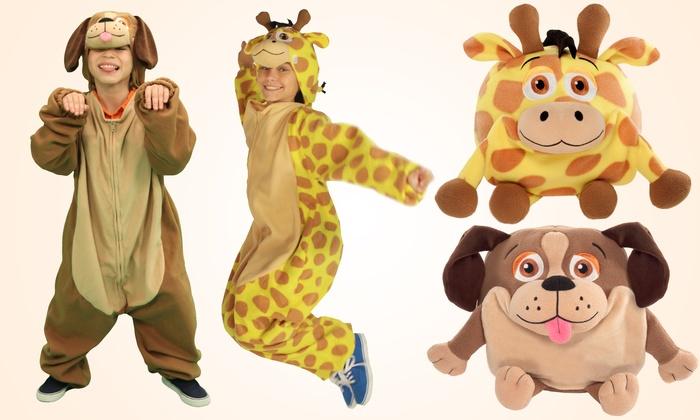 J Animals Wearable Stuffed Animals  As Seen On TV Items