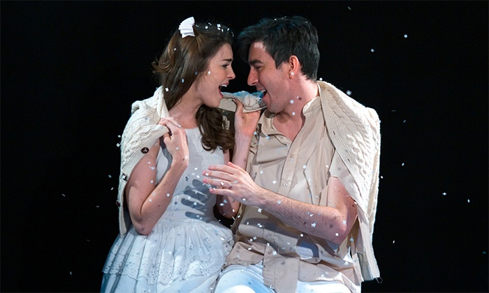 """The Fantasticks"" - The Theater Center: ""The Fantasticks"" at The Theater Center Through March 31 (Up to 56% Off)"
