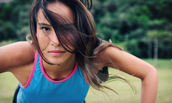 Burn Boot Camp - Multiple Locations: One Month of Unlimited Women's Boot-Camp Classes for One or Two at Burn Boot Camp (Up to 90% Off)