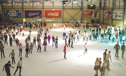 Family Ice Skating for Up to Four at Nottingham's National Ice Centre throughout November (Up to 63% Off)