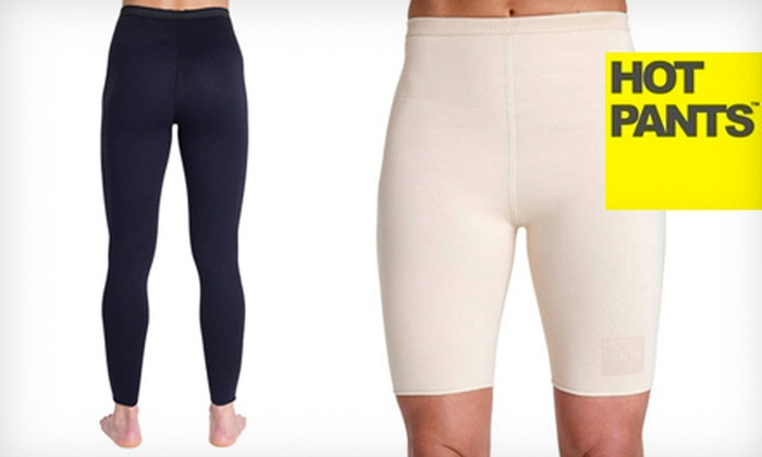 Zaggora: Weight-Loss HotPants in Shorts or Flare Style from Zaggora (Up to 64% Off)