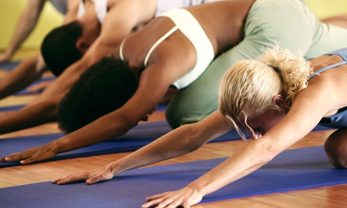 Hot Yoga Edwardsville - Glen Carbon: One Month or One Year of Unlimited Classes at Hot Yoga Edwardsville (Up to 73% Off)