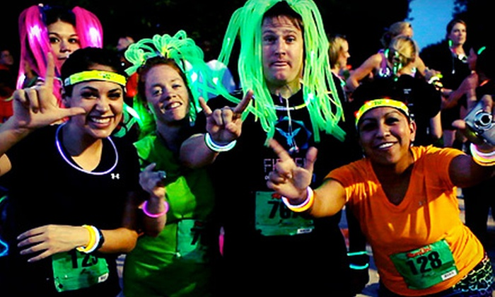Healthy Races - Murrieta: $35 for Ready, Set, Glow 5K and on Saturday, August 17, from Healthy Races ($65 Value)