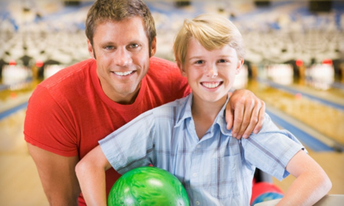 Massapequa Bowl & Lounge - Massapequa: $29 for Bowling Package with Pizza and Beer or Soda for Up to Six at Massapequa Bowl & Baldwin Bowl (Up to $84.50 Value)