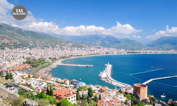 Turkey 9D7N Guided Tour + Hotel 0