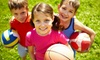 AIM Sports Group - Seal Beach: Summer Camp for One or Two Children at AIM Sports Group (Up to 36% Off)