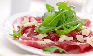 Luna di Miele: Menu découverte en 5 services pour 2 ou 4 personnes dès 58,90 € au restaurant Luna di Miele