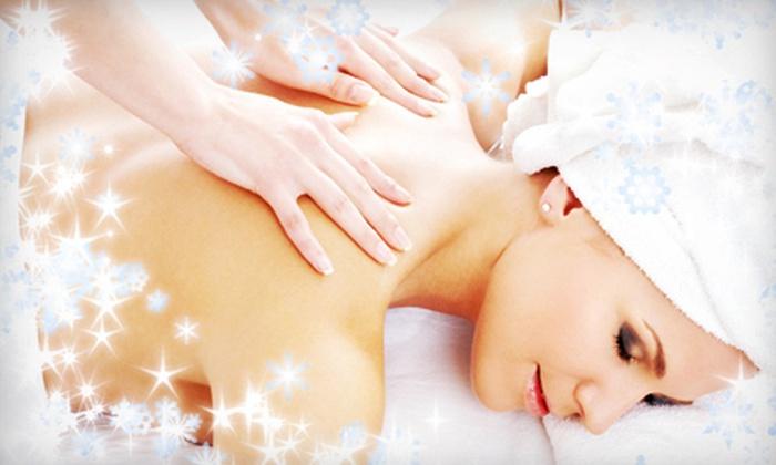 Truu-Bluu - Murfreesboro: 60-Minute Peppermint Massage for One or Two at Truu-Bluu (Up to 56% Off)