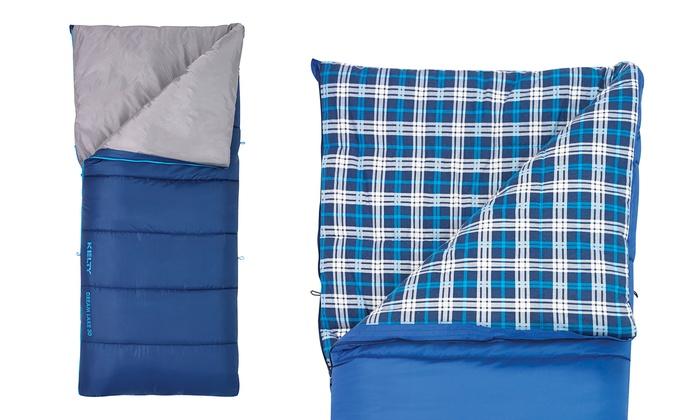 Kelty 20- or 30-Degree Sleeping Bags