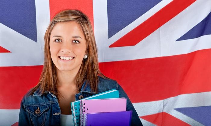 International English Centre - Torino: Corso di inglese di 5 o 10 mesi (sconto fino a 91%)