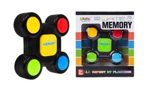 Jeux de mémoire coloris et sons