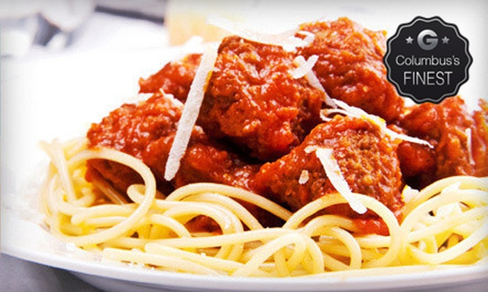 Trattoria Roma - Columbus: $10 for $20 Worth of Italian Fare at Trattoria Roma