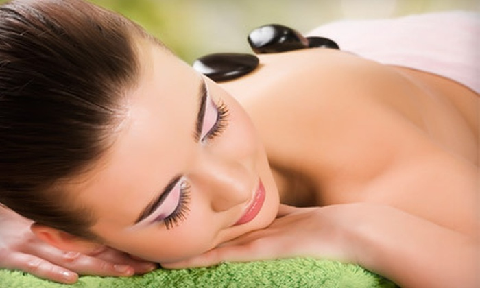 The Spa at Evergreen - Stone Mountain: Holiday Spa Package for One or Two with Massage & Facial, Pedicure, or Manicure at The Spa at Evergreen (Up to 68% Off)