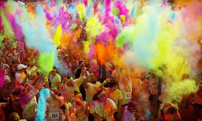 The Graffiti Run - North Fort Worth: $25 for the Graffiti Run Charity 5K on Sunday, September 29 (Up to $55 Value)