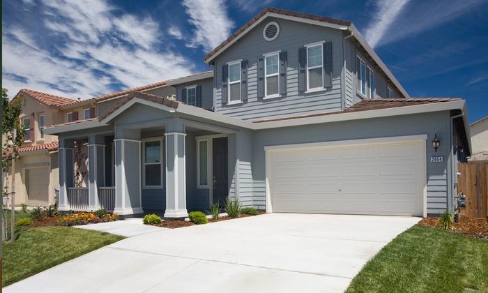 Garage Door Service Co. - Orange County: Garage-Door Tune-Up and Inspection with Optional Roller Replacement from Garage Door Service Co. (Up to 70% Off)