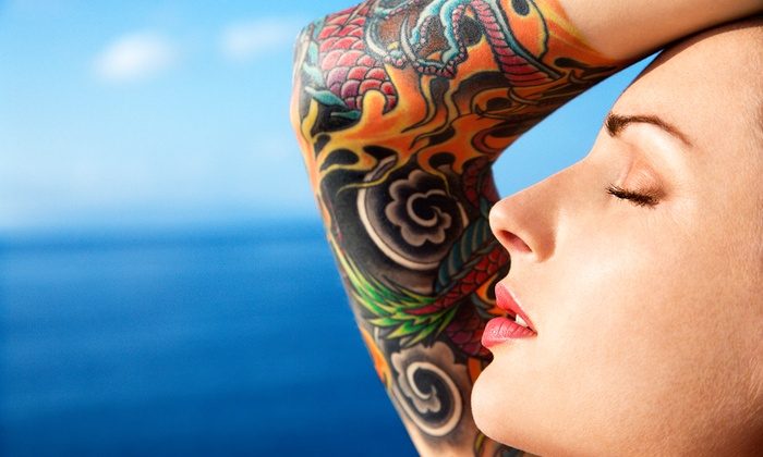 Tattooshka - Sheepshead Bay: Tattoos and Piercing Services at Tattooshka (Up to 62% Off)