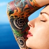 Up to 62% Off Tattoos and Piercing