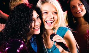 Tango Karaoke Lounge: Two-Hour Private Karaoke Room Rental for 10 or 20 Plus Asian Cuisine at Tango Karaoke Lounge (65% Off)