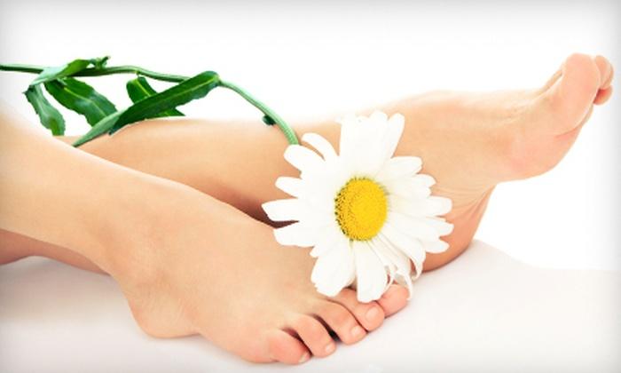 i Medspa - El Segundo: Laser Toenail-Fungus Treatment for One or Both Feet at i Medspa in El Segundo (Up to 90% Off)