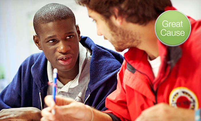 City Year Chicago: $10 Donation to Help Lower School Dropout Rates