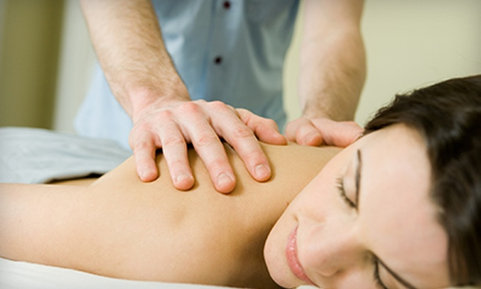 New Health Centers - Multiple Locations: One-Hour Massage and Pain Consultation from New Health Centers (82% Off). Three Locations Available.