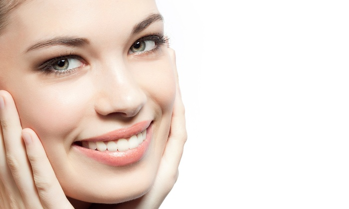 Facelift of the Stars - Cottonwood Heights: CACI Nonsurgical Face-Lift with Optional Exfoliant and Collagen Mask at Facelift of the Stars (Up to 83% Off)