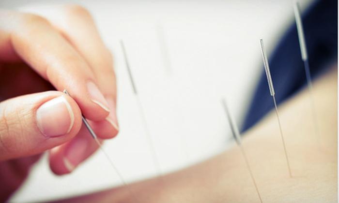 Bergen Acupuncture - Glen Rock: Two or Three Acupuncture Sessions at Bergen Acupuncture (Up to 70% Off)