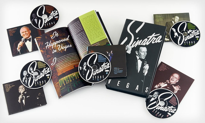 Frank Sinatra: Vegas CD and DVD Box Set: $49.99 for a Frank Sinatra: Vegas CD and DVD Box Set ($79.98 List Price). Free Shipping and Free Returns.