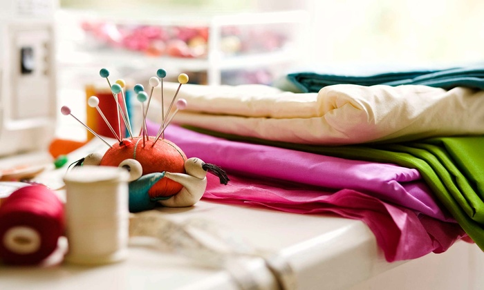Save A Thon Stores - Manhattan: Two-Visit Upholstery Course for One or Two at Save A Thon Stores (Up to 62% Off)