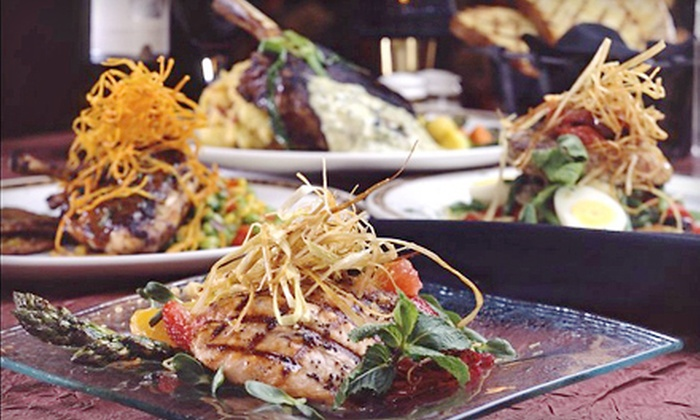 400 Olive - Downtown St. Louis: Upscale American Dinner and Drinks for Two or Four or $25 for $50 Worth of Upscale American Dinner Fare at 400 Olive