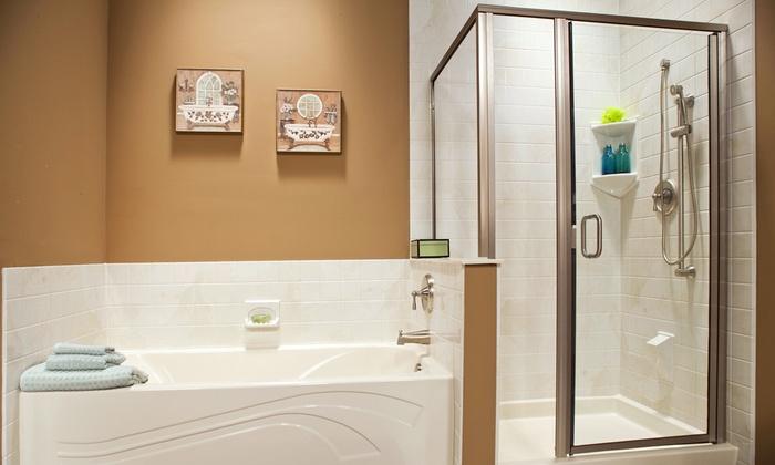 Bath Planet - Fleming Island: $102 for $1,000 Worth of Bathtub or Shower Renovations from Bath Planet