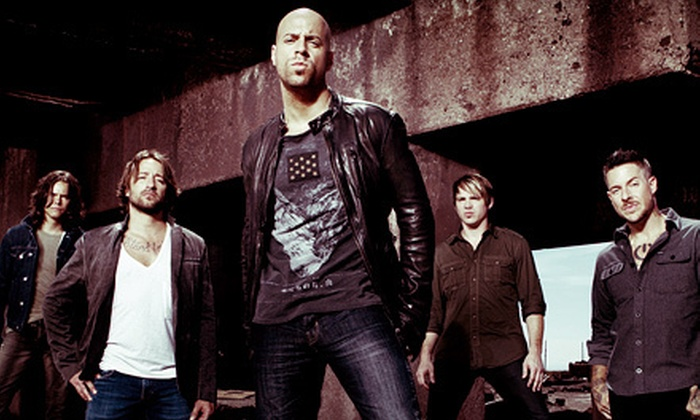 Daughtry - Danbury: Daughtry Concert at Ives Concert Park in Danbury on August 14 at 8 p.m. (Up to 51% Off). Two Options Available.