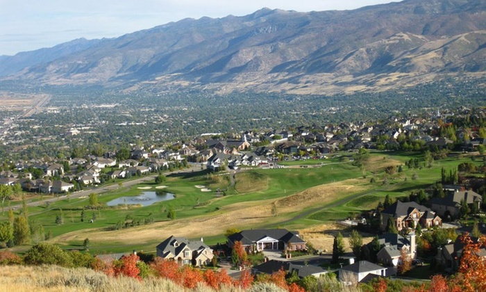 Eaglewood Golf Course - North Salt Lake: Green Fees and Cart Rental for Two or Four at Eaglewood Golf Course (Up to 51% Off)