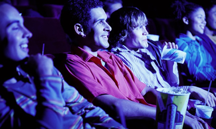 Columbia Place Stadium Cinemas 8 - Northeast Arcadia Lakes: $12 for Movie for Two with Popcorn and Soda at Columbia Place Stadium Cinemas 8 (Up to $28 Value)