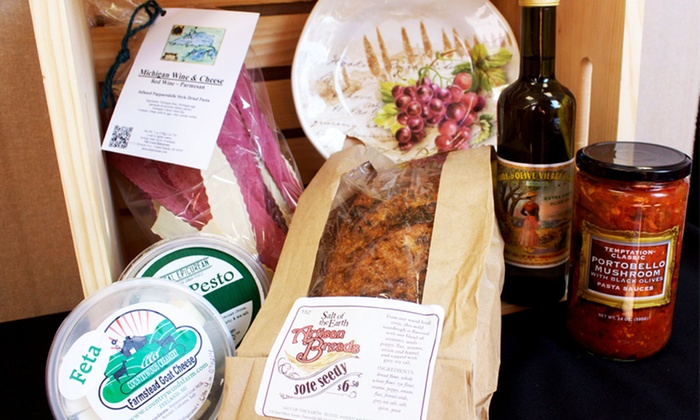 Michigan Pantry - Holland: $12 for $20 Worth of Locally Made Foods and Gifts at Michigan Pantry