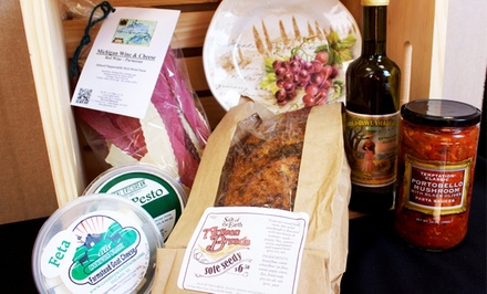 $12 for $20 Worth of Locally Made Foods and Gifts at Michigan Pantry