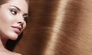 Legacy Salons And Day Spa - Lindsey Coleman: A Haircut and Straightening Treatment from Legacy Salons And Day Spa - Courtney Rose (45% Off)